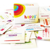 Happi Cards ~ cards and box