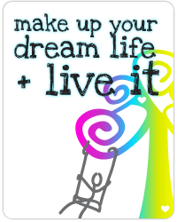 Create a vision board for your dream life & live it!