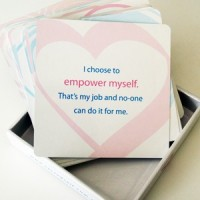 Self-love Cards