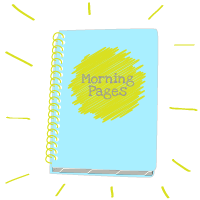 morning pages journal