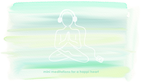 mini meditations for a happi heart