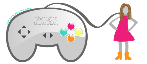 Thought Autopilot control pad
