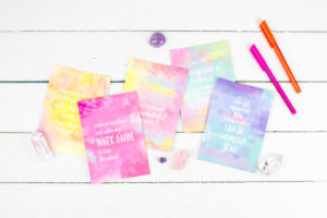 Spirit Art Cards