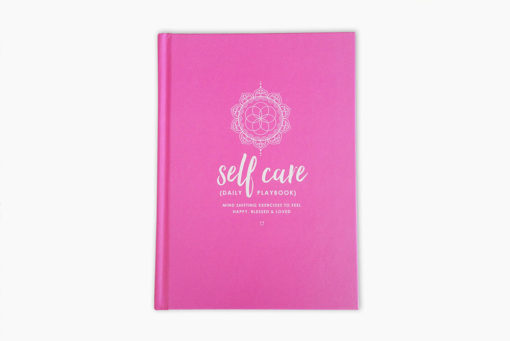 Front of the Self Care - Daily Playbook by Frances Verbeek