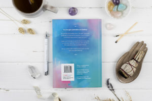 Gratitude Journal back cover
