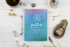 Gratitude Journal front cover
