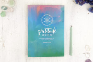 Front cover of Gratitude Journal
