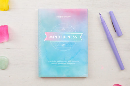 Mindfulness Pad cover