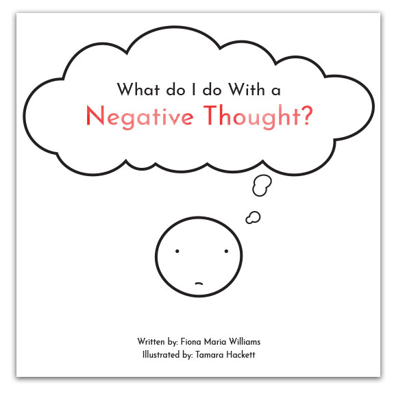 'What to do with a negative thought' Book