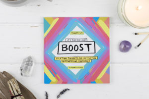 Boost book front