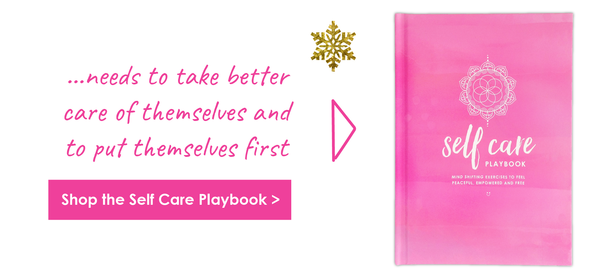 Shop the Self Care Playbook