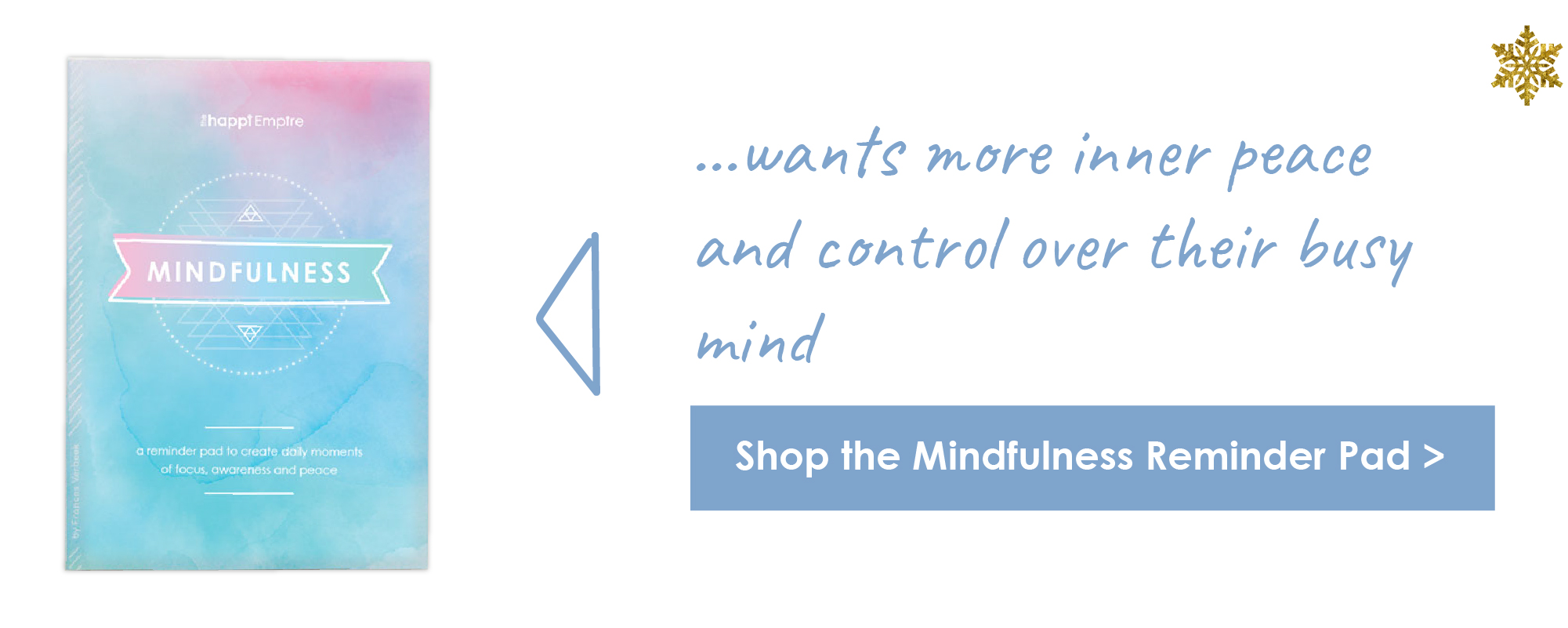Shop the Mindfulness Pad