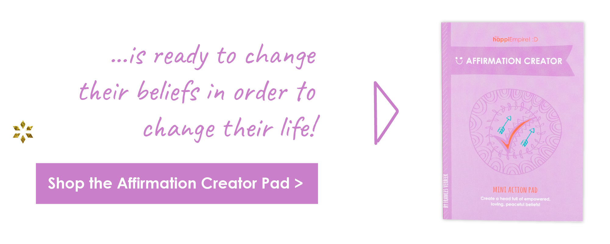 Shop the Affirmation Creator Pad