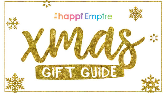 Happi Christmas Gift Guide
