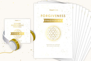 Forgiveness worksheets and meditation, as taught in A Course In Miracles