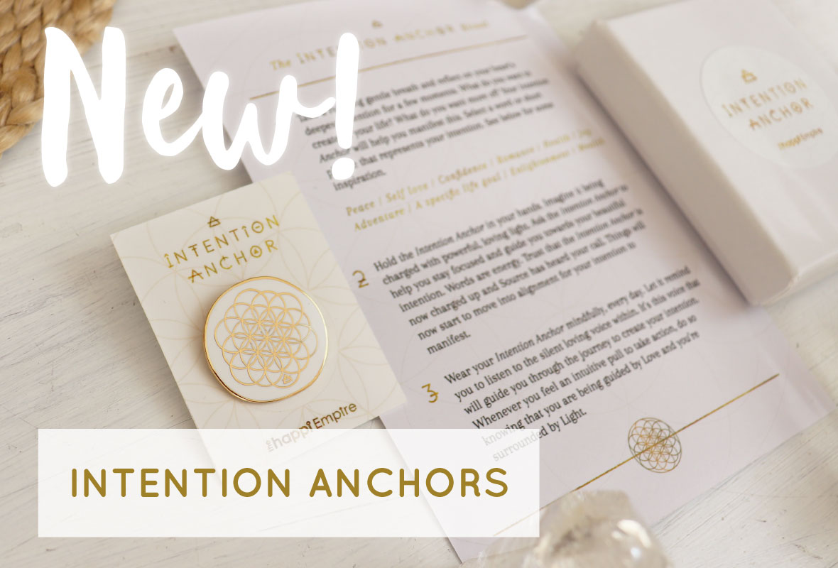 New - Intention Anchors