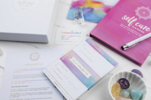 Self Care Gift Box - Daily Wellbeing Pad