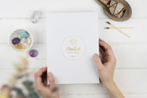 Mindful Gift Box in hands