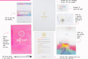 What's inside the Self Care Gift Box