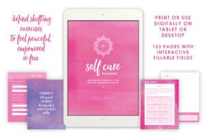 Self Care Playbook - digital version
