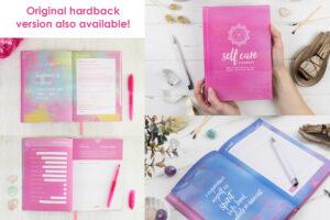 Self Care Playbook hardback version