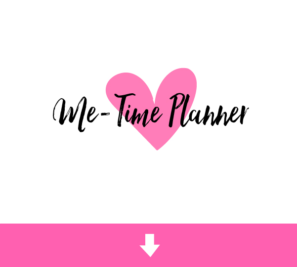me-time planner