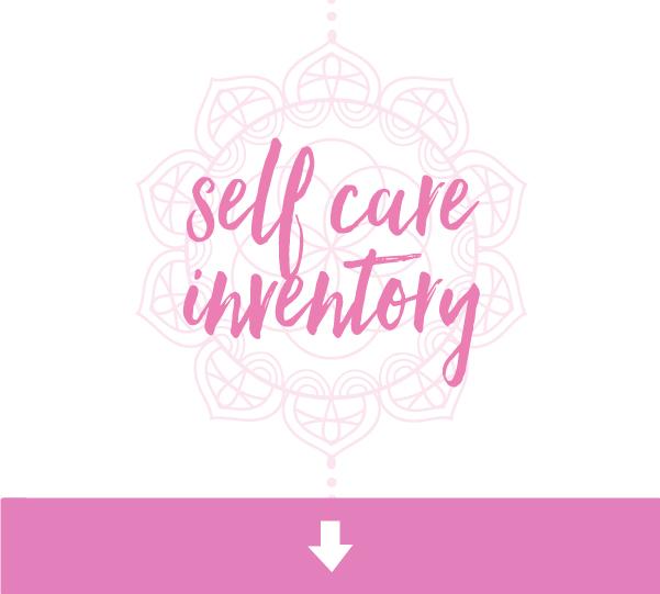 self care inventory